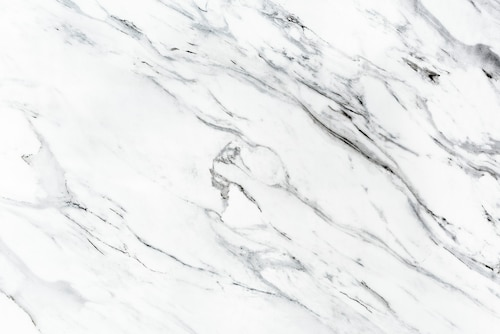 Close up of black marble textured background