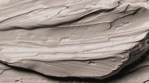 Крупным планом текстуры глины