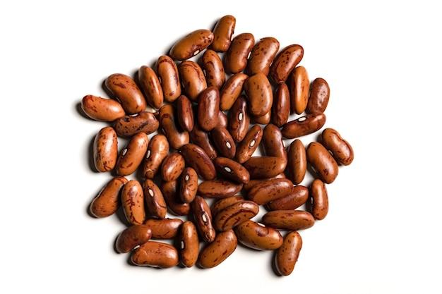 乾燥豆セットのクローズアップ