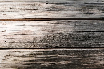 Close-up of old wooden textured backdrop