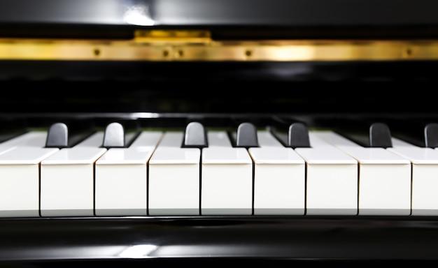 Закрыть фортепиано ключей