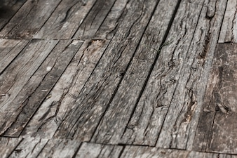 Close-up of weathered wooden textured background
