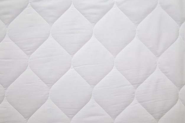 흰색 매트리스 침구 패턴 공간 닫기