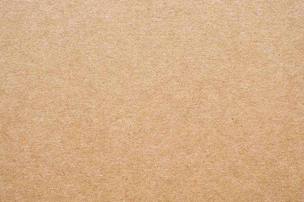 Close up on old brown paper texture