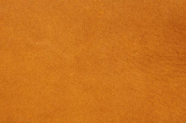 Крупным планом на коричневой кожаной текстуре