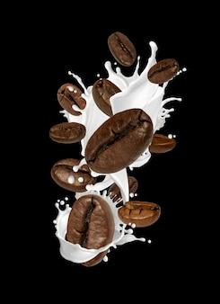 커피 콩 시작에 닫습니다
