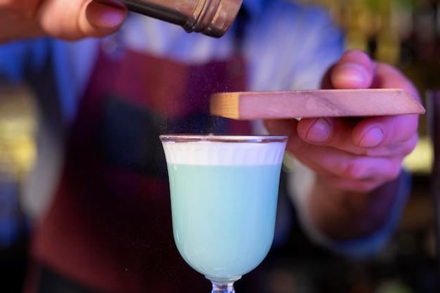Крупным планом вкусные напитки