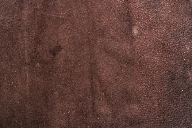 Крупным планом на текстуру натуральной кожи