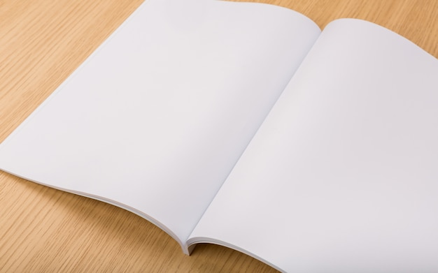 Close-up of open book