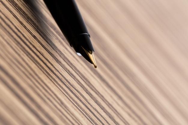 Close-up of  pen