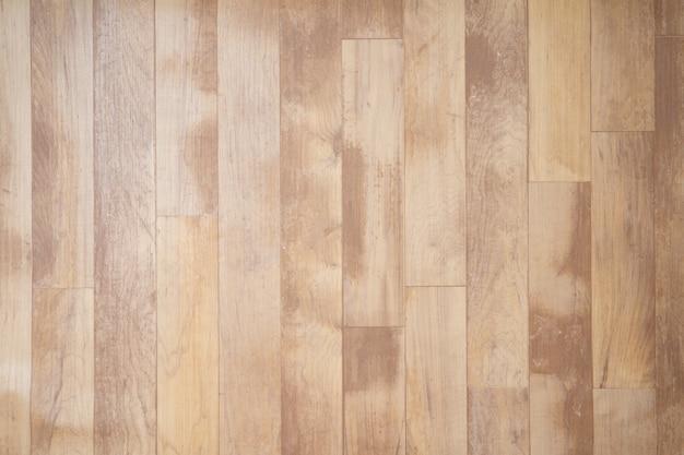 木の板パターンのクローズアップ写真