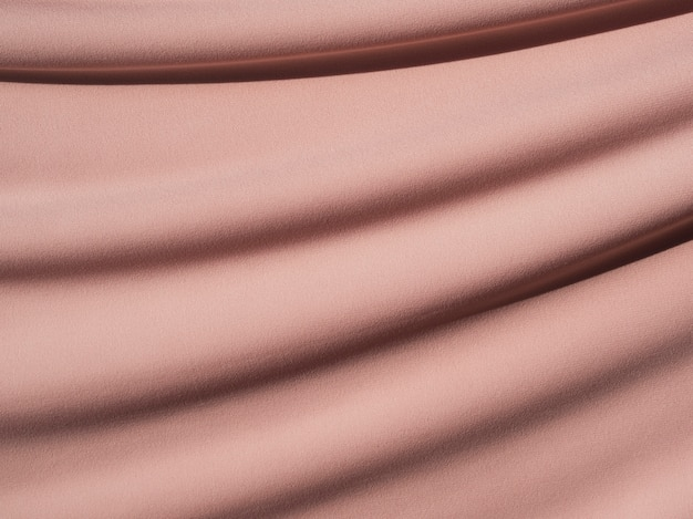 Close-up pink sheet texture
