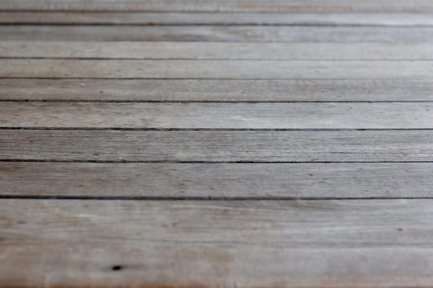 Закройте деревянный пол стола доски с естественной текстурой картины