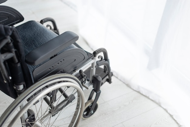 Close-up professional mobility equipment
