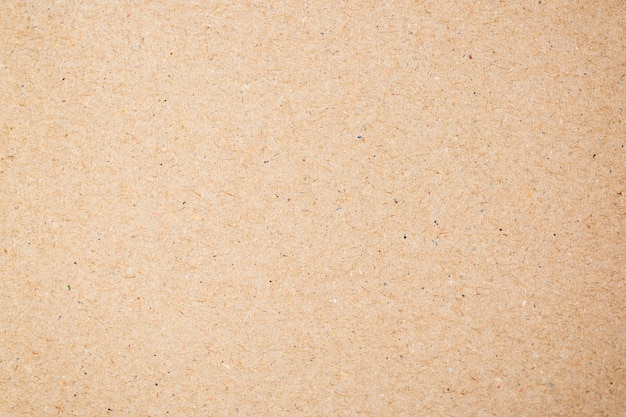 Close up recycle cardboard or brown board craft paper box texture background.