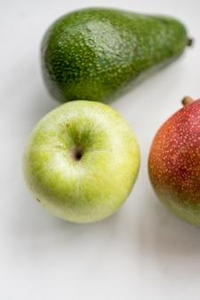 クローズアップ熟したフルーツ