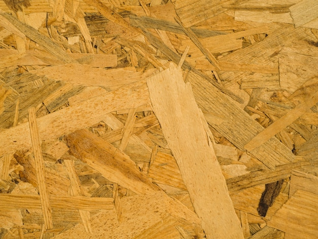 Close-up rough wooden surface