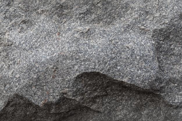 Close-up of rugged stone wall