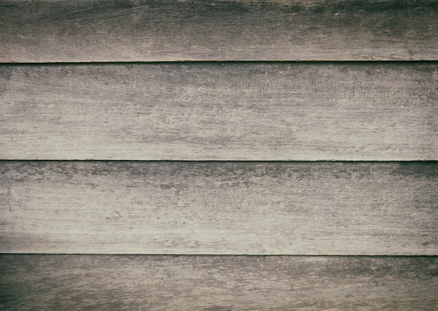 Close up rustic wood table surface with grain texture in vintage style.