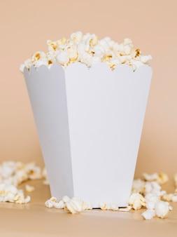 Посоленная коробка для попкорна