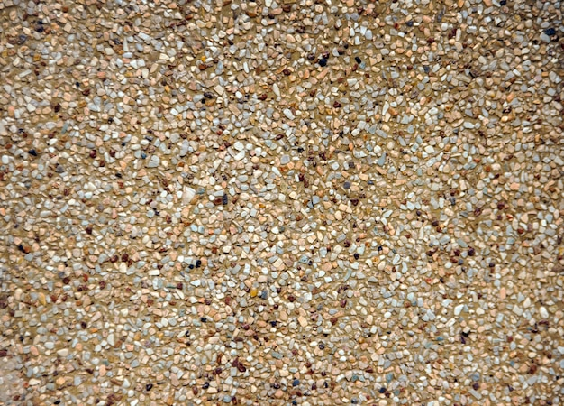 Close up sand floor texture on cement design for interior background