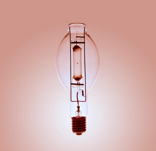 방전 램프, 고압 나트륨에 총을 닫습니다