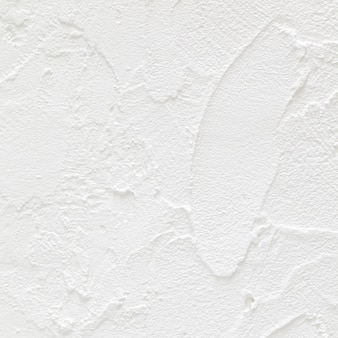 Close up shot of white concrete wall texture