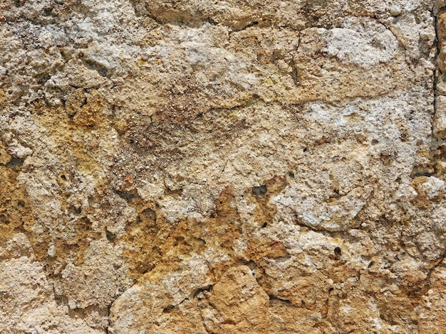Close up of stone texture outdoors