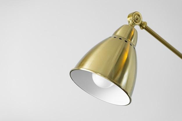 Close-up table lamp shade, cone, reflector