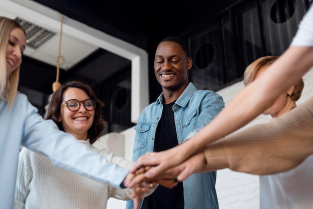Chiudere il concetto di lavoro di squadra