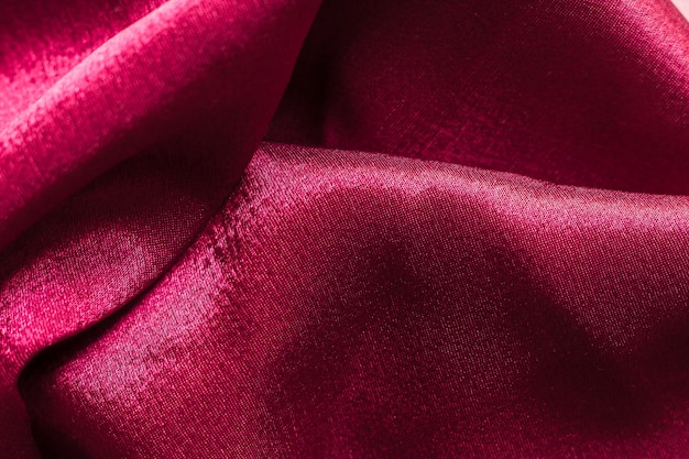 Close-up texture burgundy fabric of suit