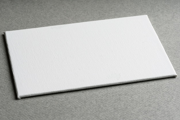 Close-up of undecorated paper material