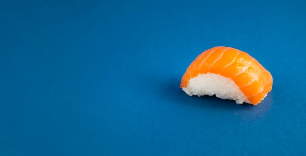 Close-up view of delicious sushi concept