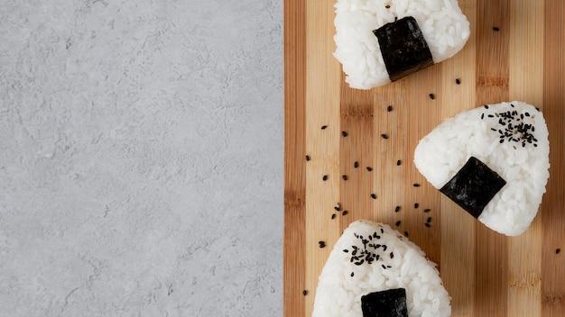 맛있는 주먹밥의 클로즈업보기