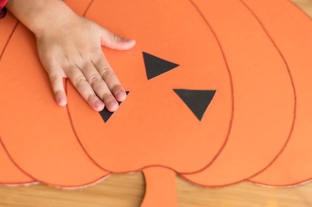 Крупным планом вид хэллоуина