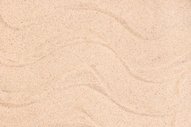 Close-up view of summer sand concept