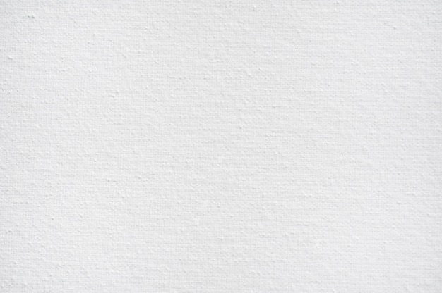 Close-up white cotton canvas fabric background