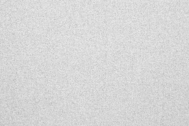 Close up white fabric texture background for design.