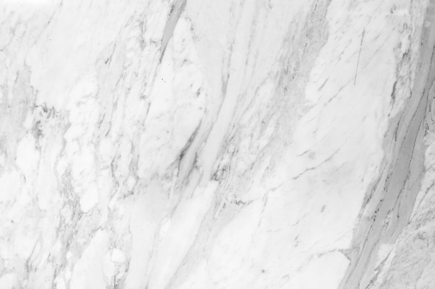 Close-up white marble background