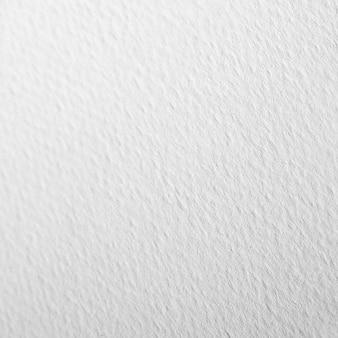 Крупный план белой текстурированной бумаги
