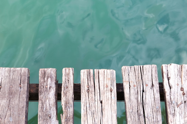 Close up wood texture grunge texture sea background
