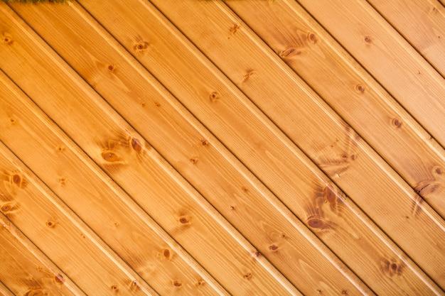 Close-up di superficie in legno