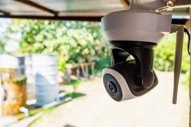 閉回路カメラのセキュリティ保護
