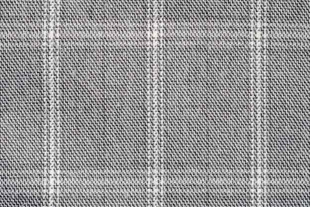 Closeup abstract pattern at gray women's coat textured background