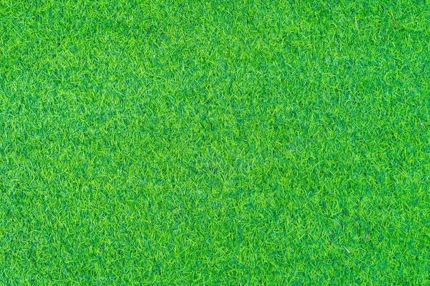 Closeup artificial grass texture