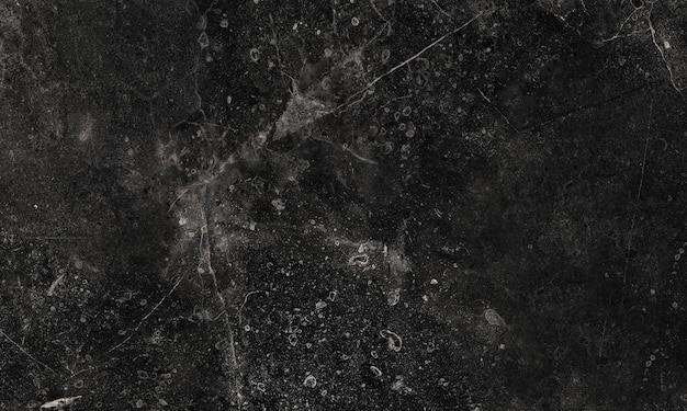 Closeup of black grunge stone