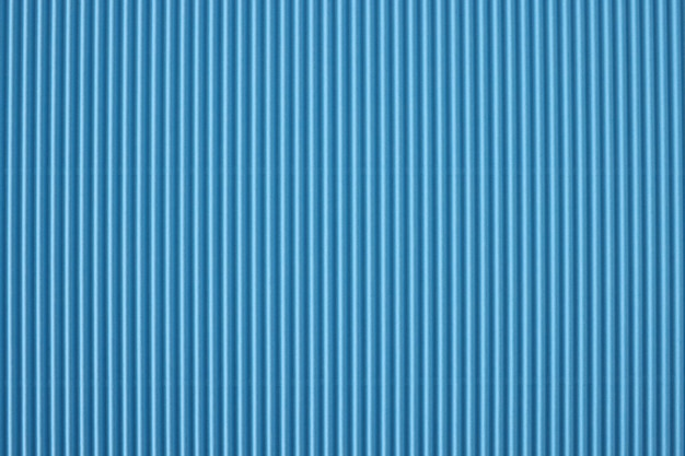 Closeup of blue striped perforated paper background d image concept