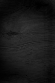 Крупным планом угол древесного зерна красивый естественный черный абстрактный фон пустой для дизайна