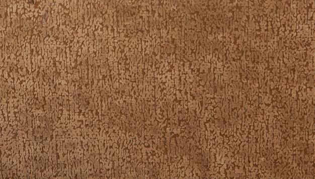 Деталь крупного плана коричневой предпосылки текстуры ткани.