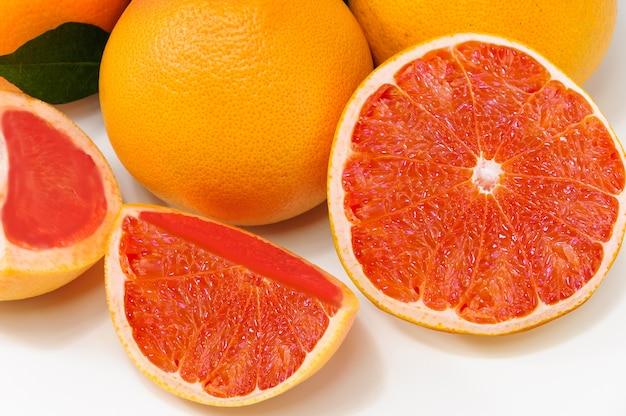 Макрофотография здоровый куча апельсины свежесть